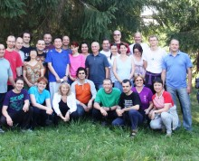 2011 Romanian Seminar Group Picture